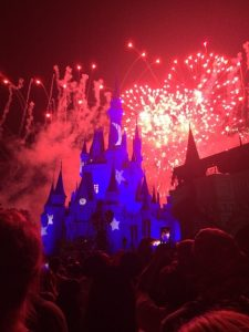 Wishes fascinates guests at Magic Kingdom Park in Walt Disney World