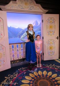 Meet Anna and Elsa at Royal Sommerhus