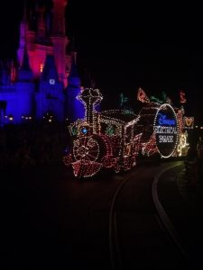 Disney's Main Street Electrical Parade at Magic Kingdom Park.