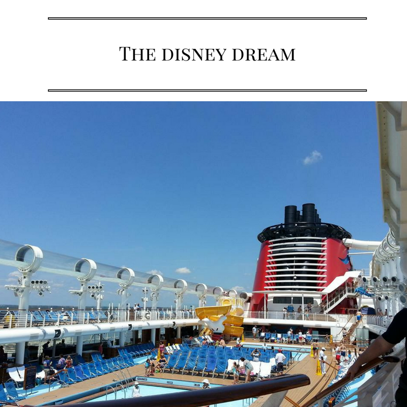 Tips for traveling on the Disney Dream