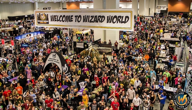Wizard World Comic Con 2016 Preview with 50% discount code
