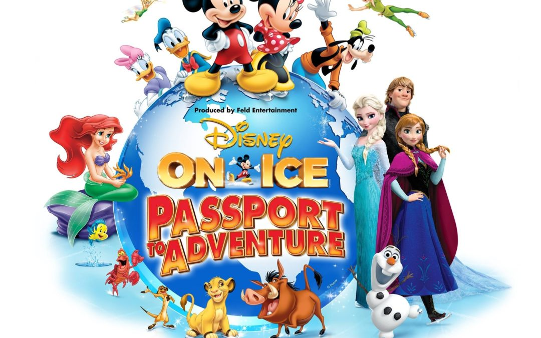 Disney on Ice presents Passport to Adventure Ticket Giveaway!