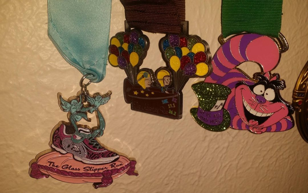 runDisney Virtual Races…. and Best Race Bling Review & Giveaway!!!