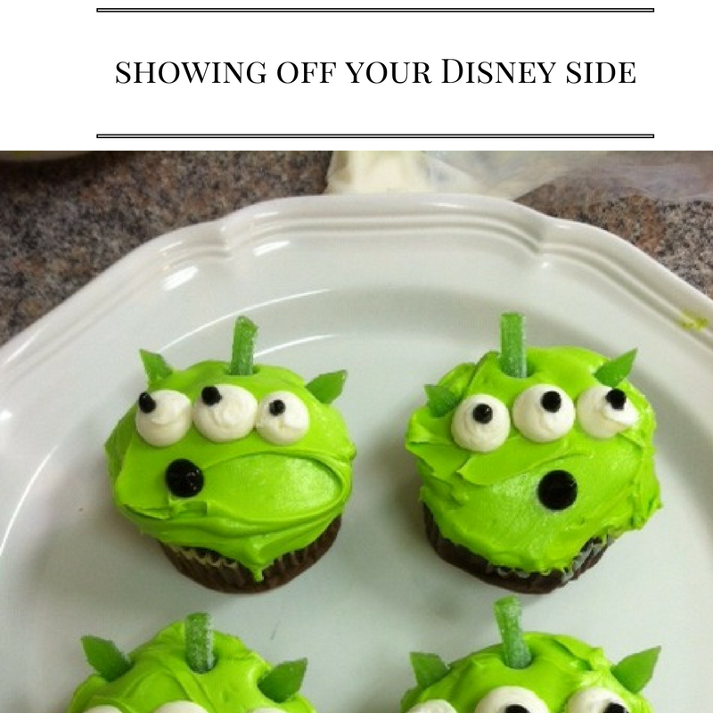 Disneybounding, DIY activities, Family Movie Nights, Parties, and other fun ways to show your #Disneyside!