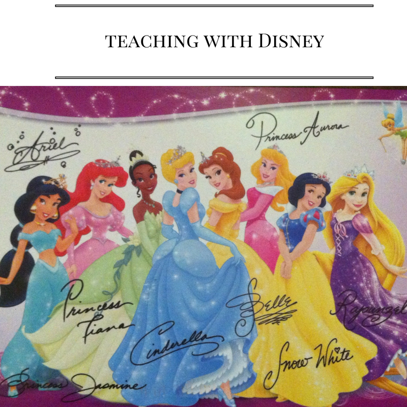 Awesome Lesson Plans and Ideas for Teaching with Disney!