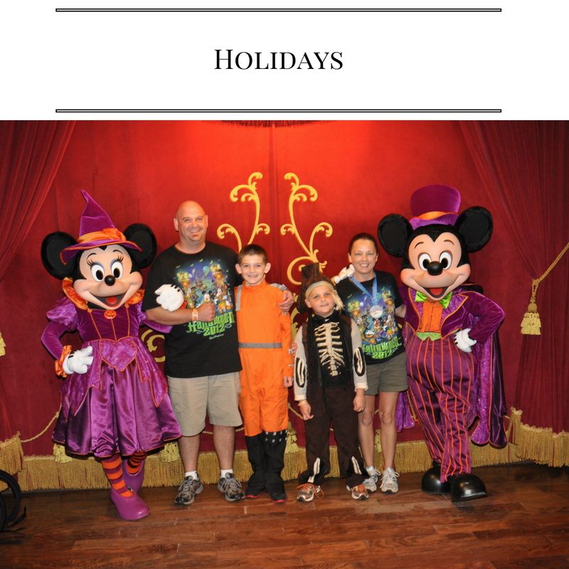 Great Disney Holiday Ideas