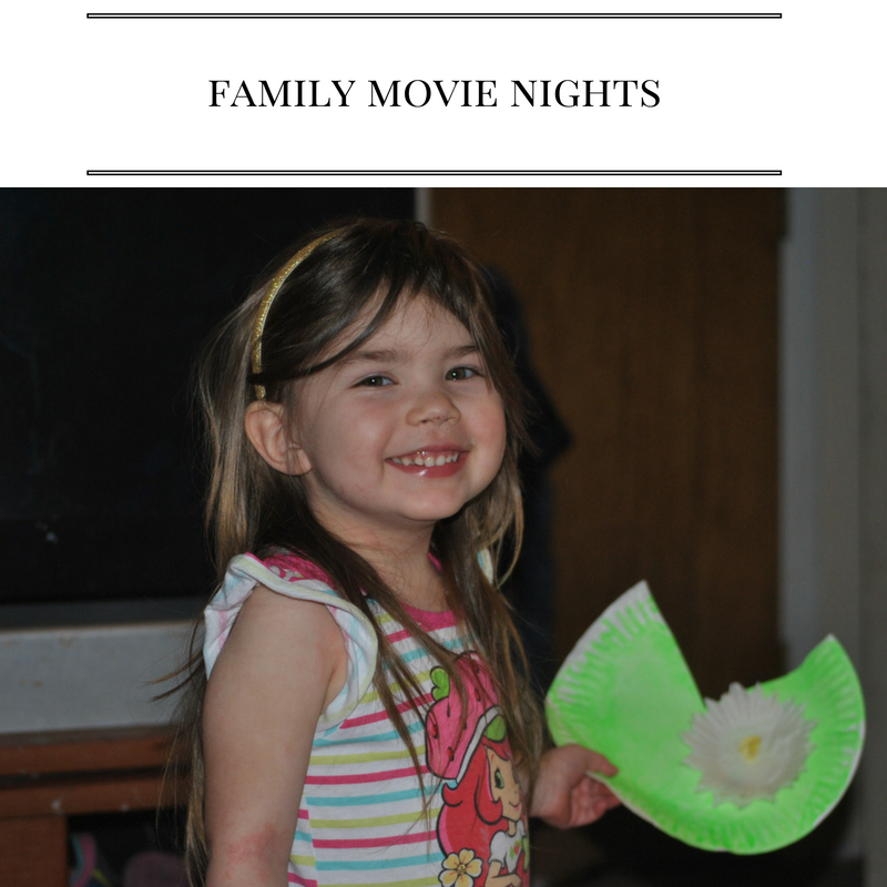 Fun Disney Family Movie Night Ideas