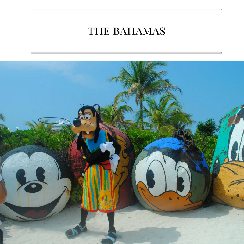 Disney Cruise Tips for going to the Bahamas and Castaway Cay!