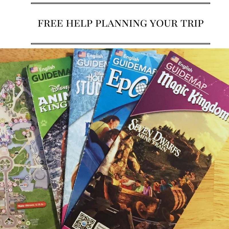 FREE Help Planning Your Vacation From an Authorized Disney Vacation Planner!