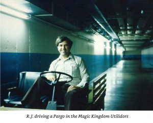 R.J. in the Utilidors