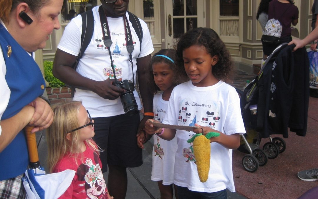 Making Memories on Disney's Family Magic Tour
