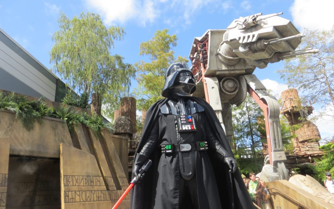 Jedi Training: Trials of the Temple at Disney's Hollywood Studios