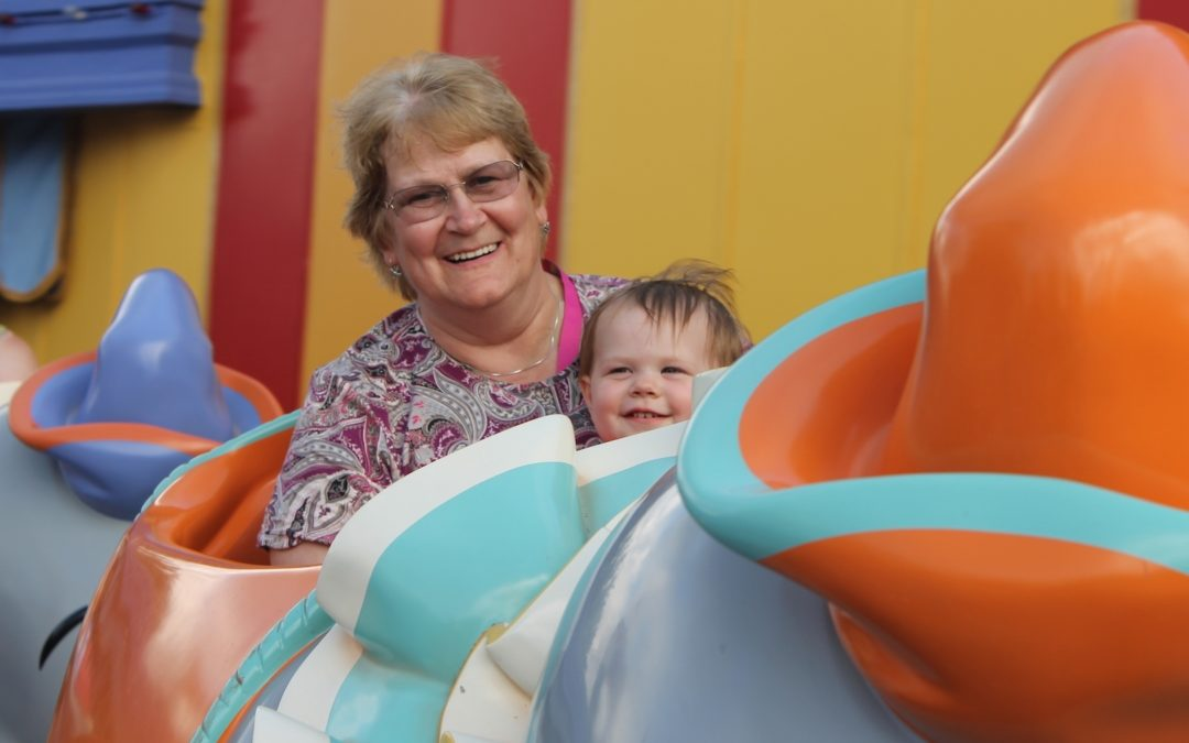 10 Reasons to Take the Grandparents on Your Disney Trip