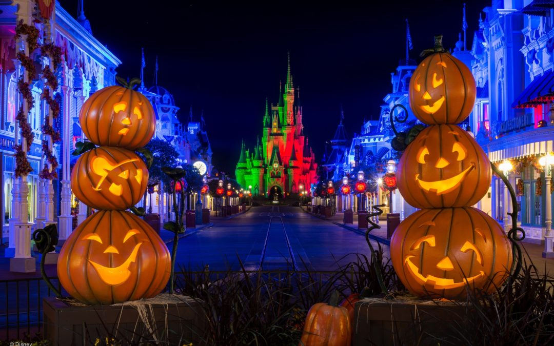 Throwback Thursday: Mickey's Not So Scary Halloween Party Review WDW: It's Totally Scary!