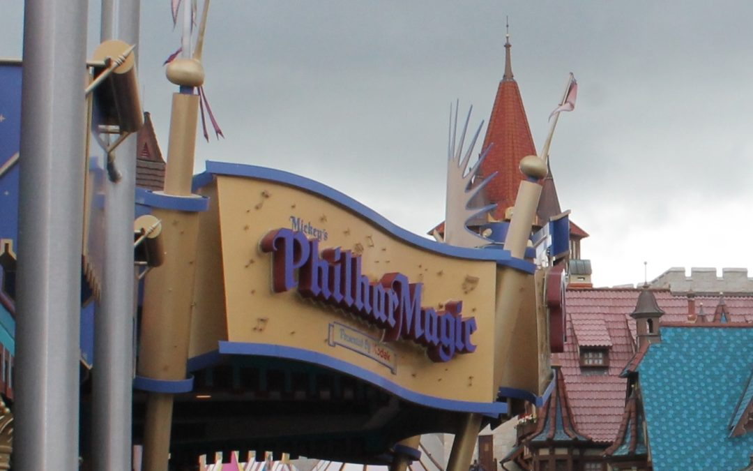 Mickey's Philharmagic: My Toddler's Must Do