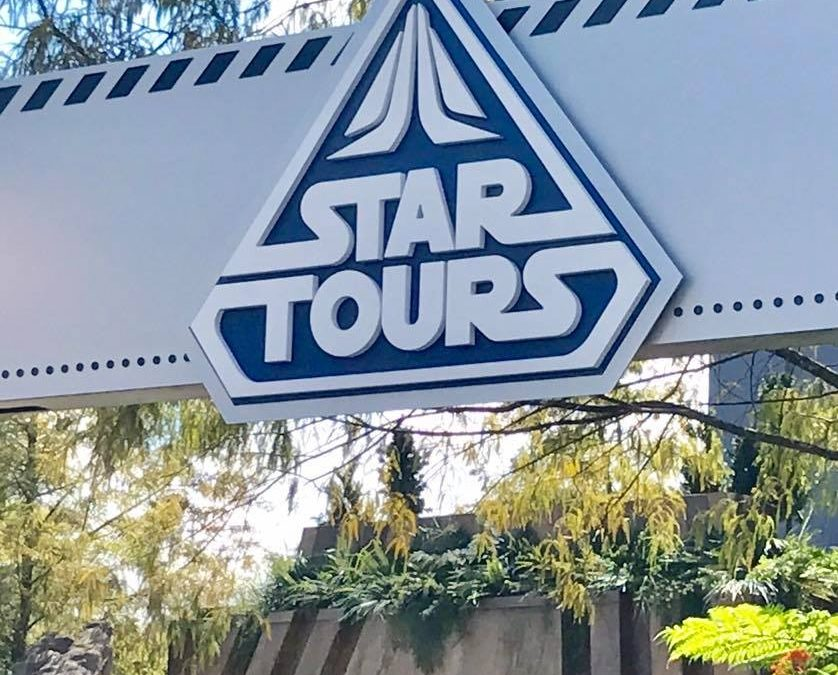 A Review of Star Tours The Adventures Continue: An Out of This World Attraction at Walt Disney World's Hollywood Studios