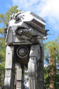 AT-AT Walker at star Tours at Disney's Hollywood Studios
