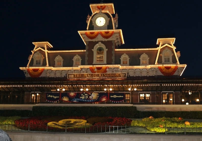 Celebrating 45 With Walt Disney World's Magic Kingdom