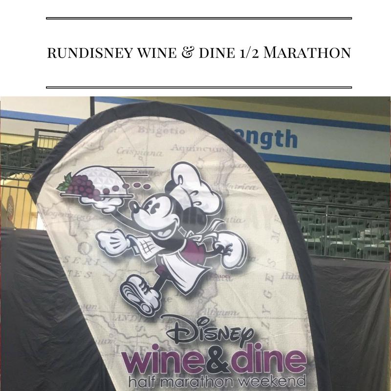 Great runDisney Wine and Dine 1/2 Marathon at Walt Disney World Tips