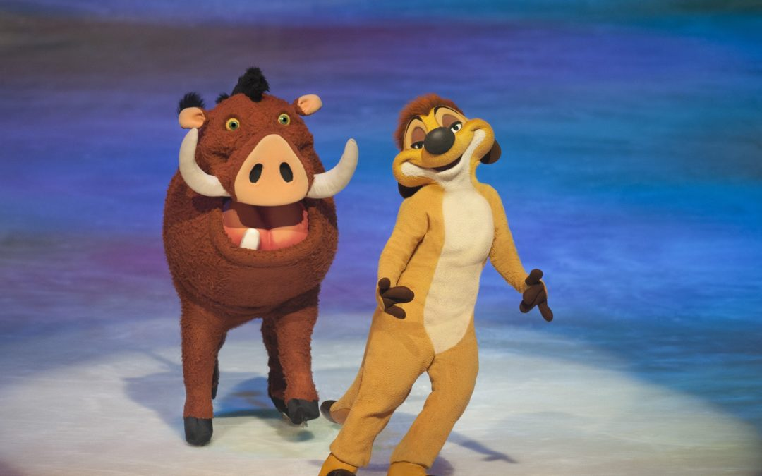 Disney on Ice Presents Passport to Adventure comes to Northern California!
