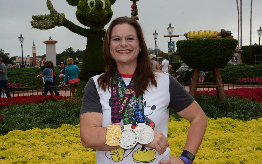 My first runDisney experience – From Fat To Fit And A Dream Come True
