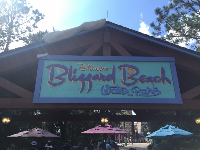 Blizzard Beach- The Coolest Place to Beat the Heat!