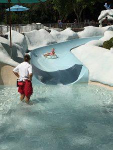 Blizzard Beach, Kid Water Slide