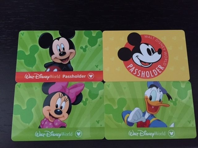 Tickets! Get Your Disney World Theme Park Tickets!