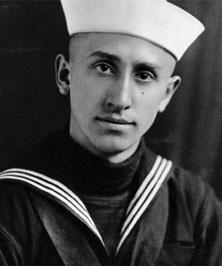 Navy photo of Roy O. Disney courtesy of Disney2Disney.com