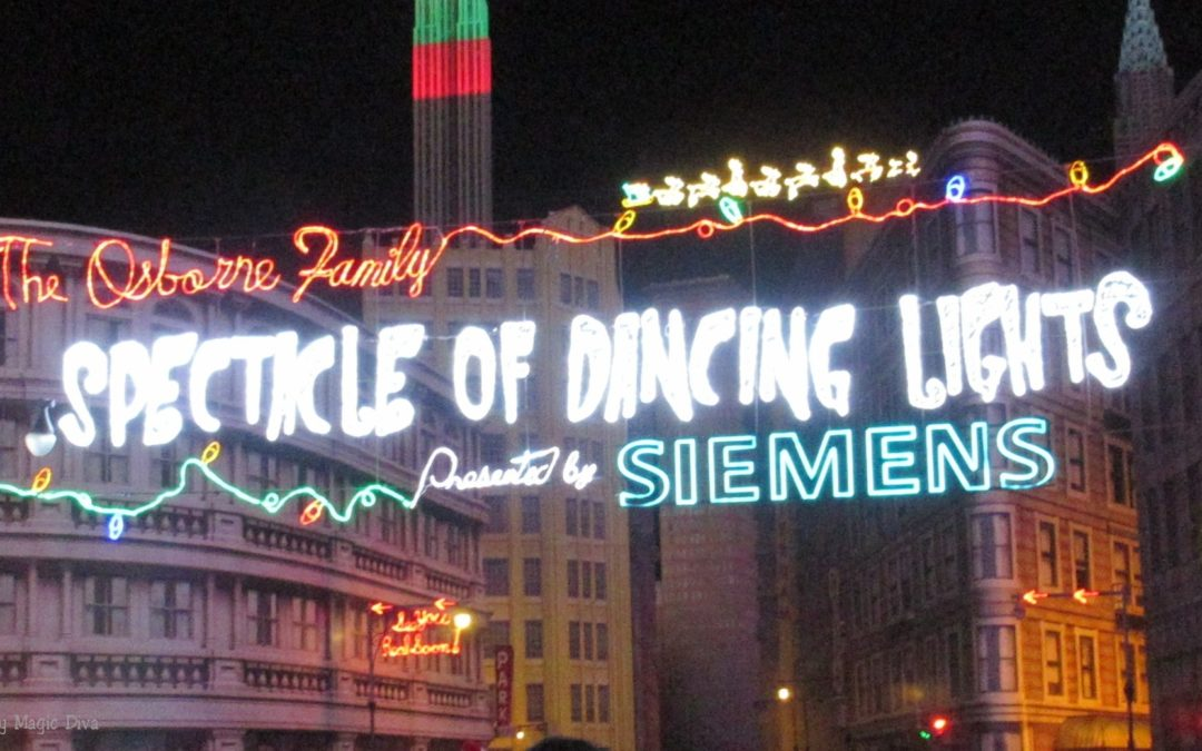 How to Light Up Your Holidays Post-Osborne Family Spectacle of Dancing Lights