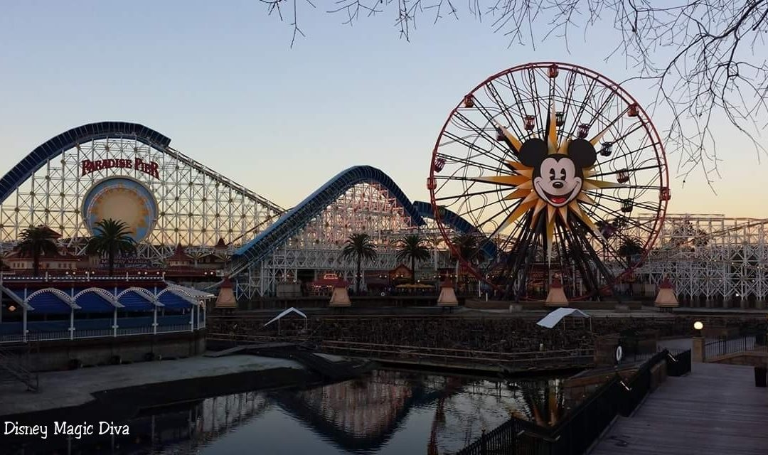 California Screamin' – My Favorite Disney Park Roller Coaster