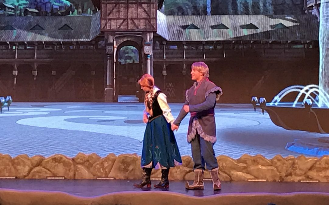 For The First Time In Forever: A Frozen Sing-Along Celebration From a Male Teen's Point of View