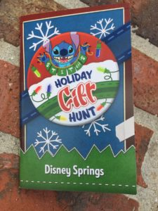 Holiday Gift Hunt Booklet
