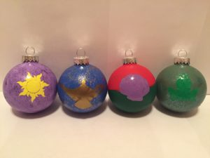 Princess Ornaments