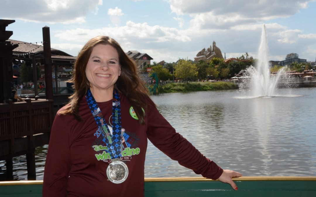 My First runDisney Experience Part Two-A 10K I Will Always Remember
