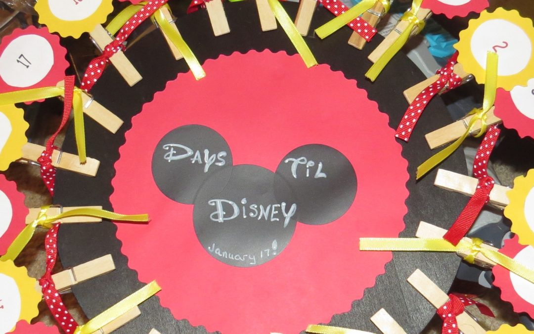Throwback Thursday: 60 Days Til Disney World, Time for Online Check-In!