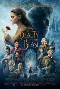 Check out the new movie poster and trailer for the live-action movie, Beauty and the Beast!