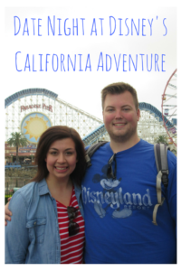 Date Night at Disney's California Adventure