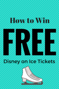 How to Win FREE Tickets to Disney on Ice presents Worlds of Enchantment!