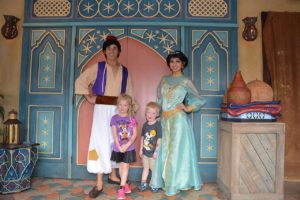 Tips for Getting Unique Experiences with Disney Characters