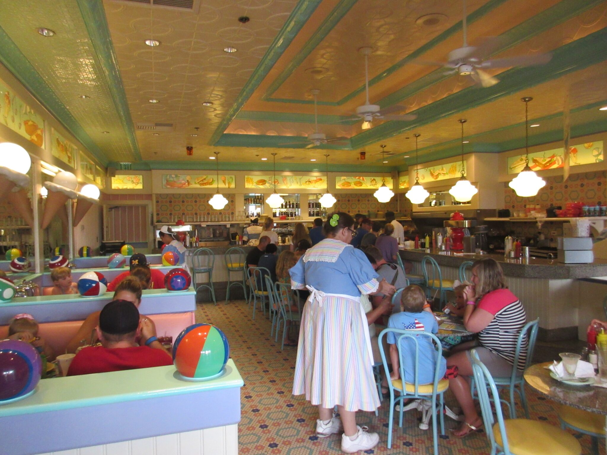 The Kitchen Sink at Disney s Beaches & Cream Soda Shop Are You Up