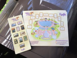 Tips for Completing Figment's Brush with the Masters Scavenger Hunt at Epcot!