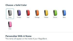 Disney World's myDisneyexperience, Magic Bands and online check-in