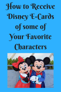 Great tips on creating your own Disney e-card to send for your next special occassion!