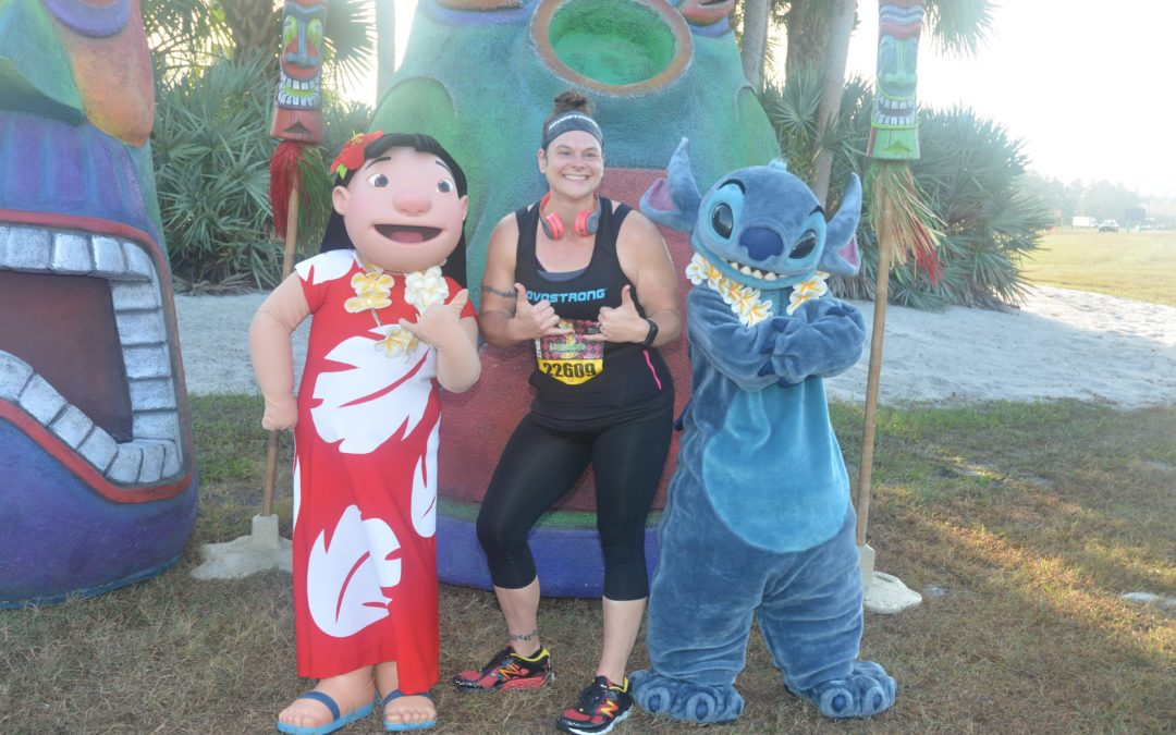 My First runDisney Experience Part 3-The Half of a Lifetime