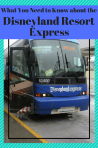 What You Need to Know about the Disneyland Resort Express