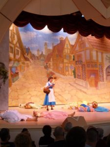 Great tips for watching Beauty and the Beast live at Hollywood Studios!