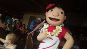 Great tips for experiencing Ohana's character breakfast at Disney World's Polynesian Resort!