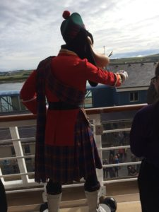 Disney Cruise Line Magic Scotland, Northern Europe Itinerary, Multigenerational cruise