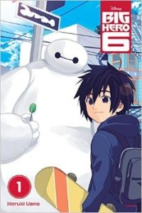 Big Hero 6 Manga